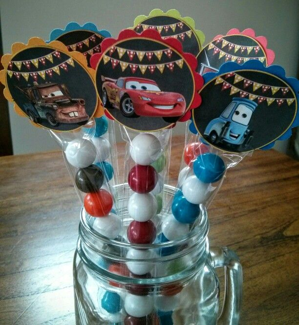 Cars treat bags