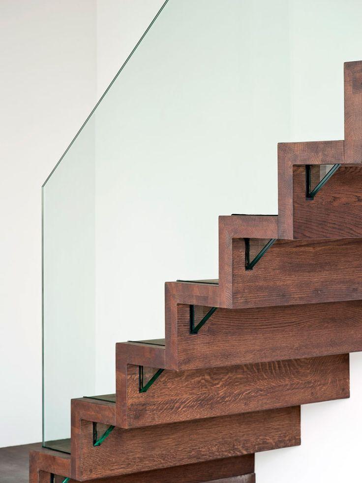 209 best Balustrade-Glass images on Pinterest | Glass railing ...