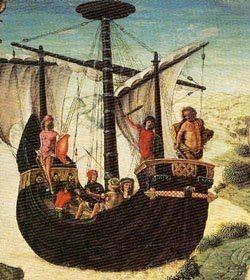 Ercole de'Roberti y Lorenzo Costa: la expedición de los Argonautas ( entre 1480 y 1490)