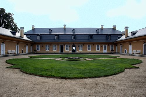 Kozel Chateau, Czech Republic