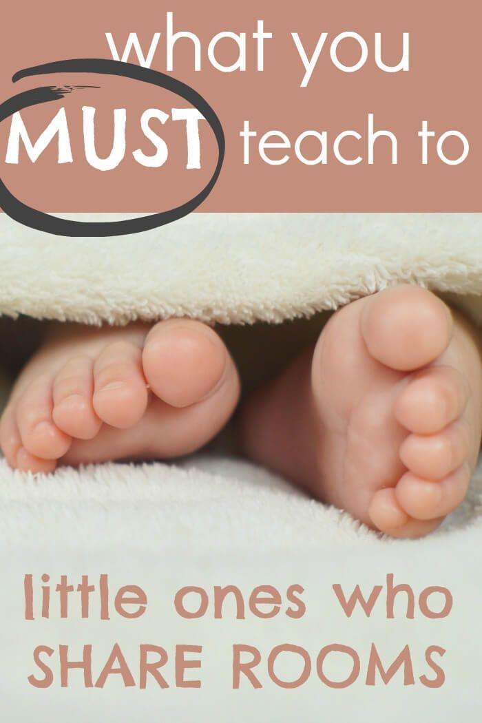 what you must teach to little ones who share rooms with babies. If you have babies, newborn, preschoolers, and toddlers this is one thing you must teach them. Mothers of babies and toddlers who are sleep training need to read this.