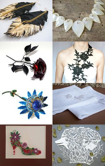 Treasury gifts by BlingScarves on Etsy--Pinned with TreasuryPin.com