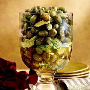Olive Recipes