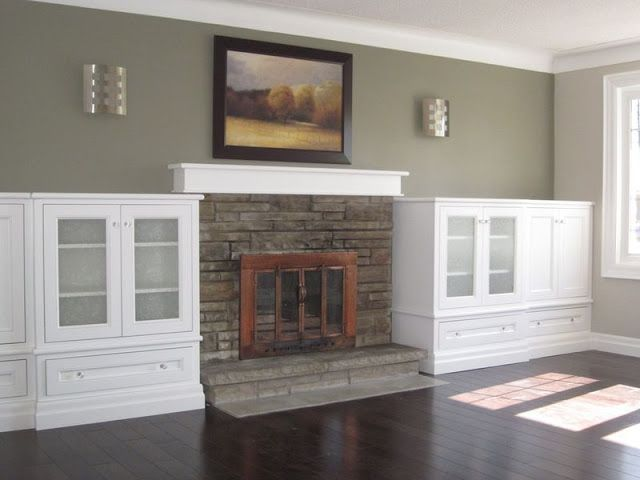House Hunting Adventures Fireplace Wall Living Room