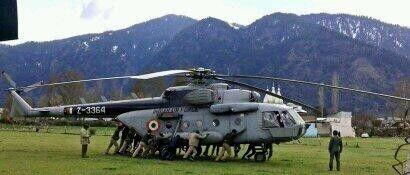 Marşı basmayan çalışmayan helikoptere ne yapılır ?
