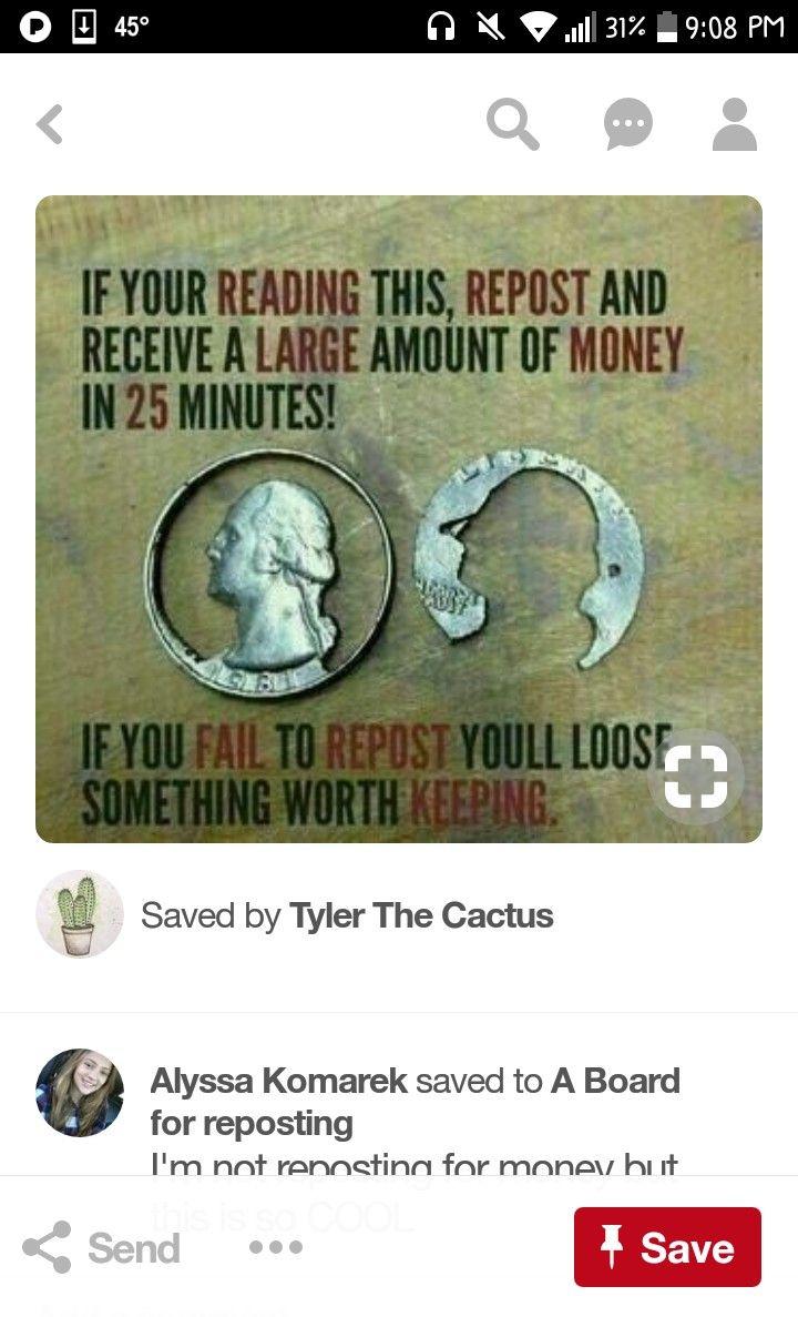 Reposting because that quarter looks cool
