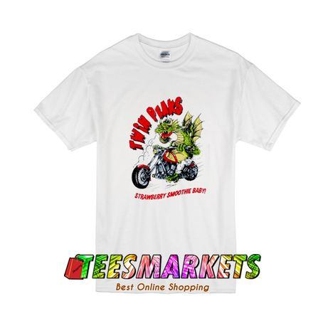 Twin Peaks Dragon T Shirt