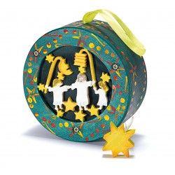 ♡Ostheimer Muziekdoosje lantaarnkinderen♡  Muziekdoosje Lantaarnkinderen met het deuntje Brahms Lullaby. ~Ostheimer~