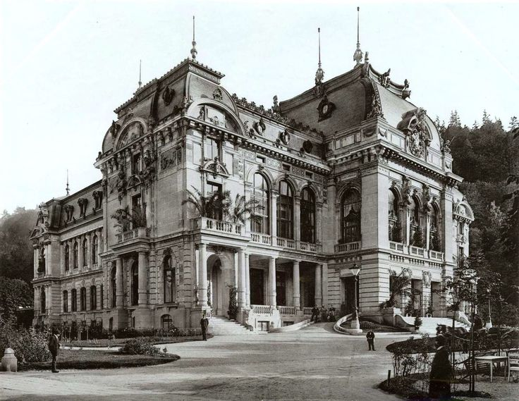 Budapest anno