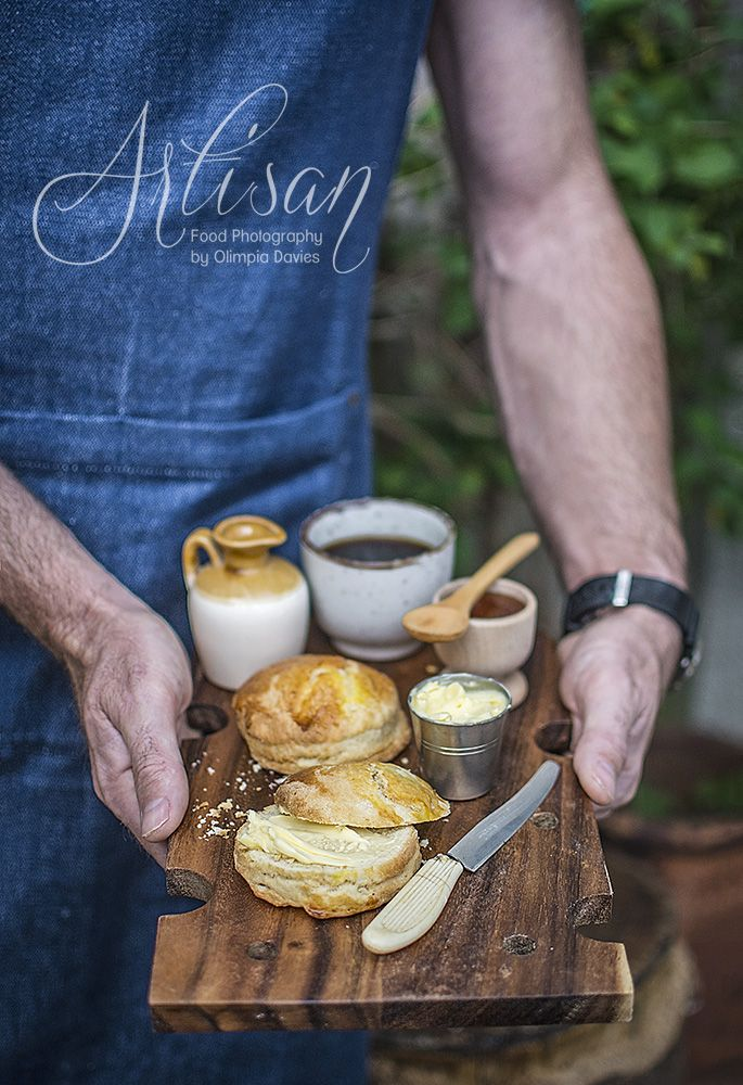 Pomysłowe Pieczenie: Maślane scones #scones #food #photography #foodstyling #foodphotography