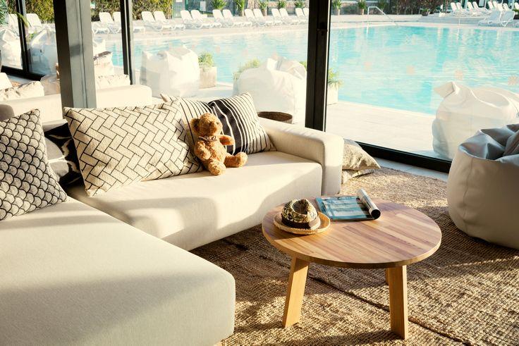 Ocean Beach Club - Gran Canaria | #Espanja #Spain #GranCanaria #Tjäreborg #hotelli #matka #interiordesign