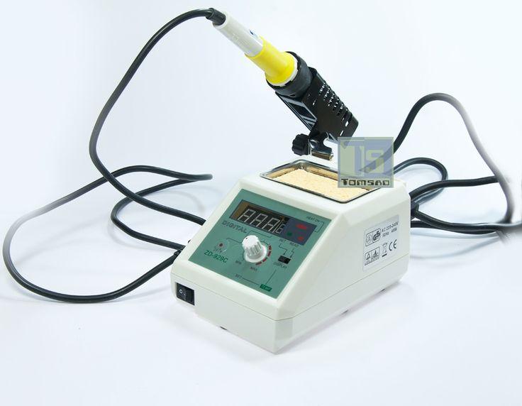 #Lutownica zd929c - stacja procesorowa o zakresie temperatur 160 ~ 480