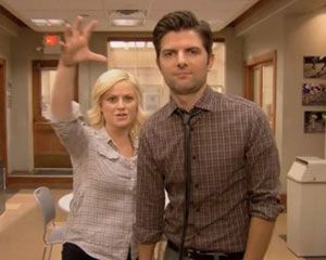 Ben and Leslie, Parks and Recreation