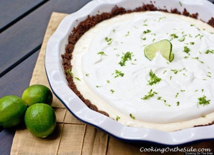 Key Lime Greek Yogurt Pie: Limes Yogurt, Keys Limes Pies, Pies Recipe, Keylim Feet, Limes Greek, Greek Yogurt Recipes, Limes Pies Yummy, Key Lime Pies, Yogurt Feet