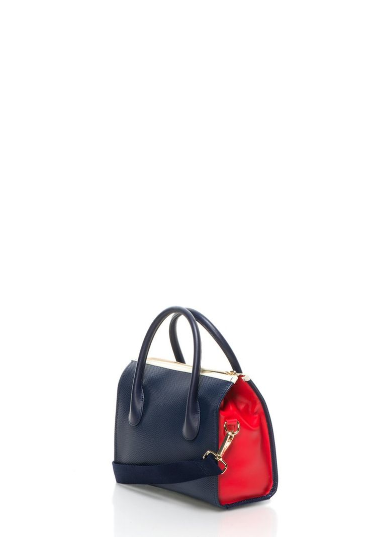 Lacoste Blue & red bag