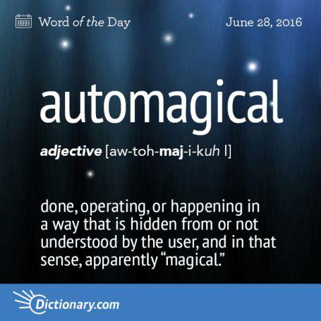 automagical