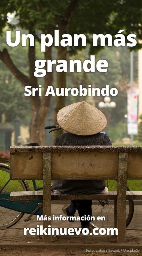La paz sea contigo... Comenzamos la jornada recordando unas palabras del poeta indio Sri Aurobindo en las que reflexiona sobre las necesidades que podrás tener en algún momento de tu vida. Puedes leerlas en: http://www.reikinuevo.com/un-plan-mas-grande/