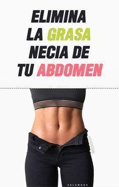 Grasa del abdomen