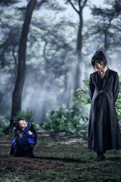 Suzy and Choi Jin Hyuk - Gu family Book BTS