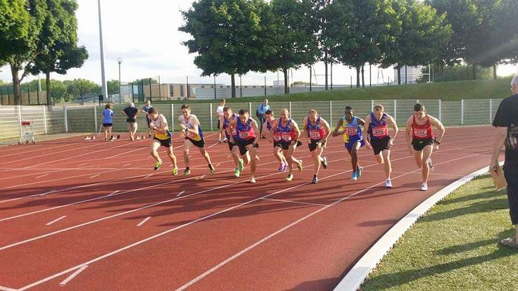 """Travel, Fitness, Race Walking and Run with Ronald Tintin and the project Ronning Against Cancer for Charity to raise funds  """"Soirées demi-fonds du PRAC (Plessis Robinson Athlétique Club) 2017, mercredi 31 mai et mercredi 7 juin – Parc des Sports """" on Wednesday 31 May and Wednesday 7 May 2017. New Personal Record (1500m)! Supported by The Adventures of the Writer Marathon Runner  Ronald Tintin, Super Professeur, mobile application of Super Professeur :mobile.superprofesseur.com…"""