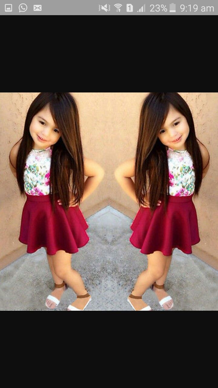 39 best small girls dress images on Pinterest | Kleine mädchen ...