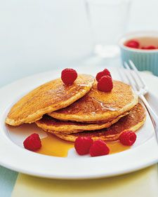 Lots of Healthy options for a lazy breakfast.Healthy Pancakes, Fun Recipe, Pancakes Recipe, Special Day, Leisure Mornings, Wheat Pancakes, Healthy Recipe, Bananas Pancakes, Brunches Recipe
