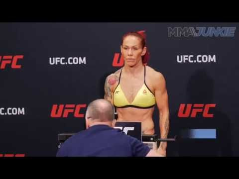 MMA UFC 219: Headliners Cris Cyborg, Holly Holm make weight