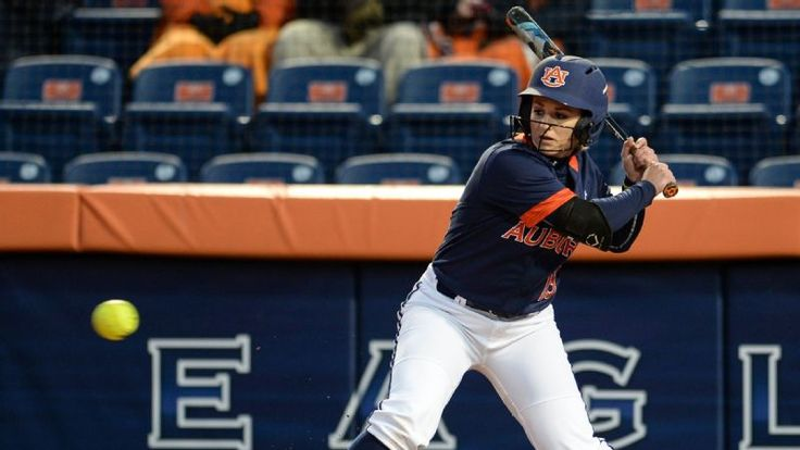 Auburn Tigers Kasey Cooper named espnW softball player of the year (May, 2016)
