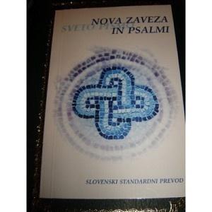 Slovenian Standard Version New Testament / Slovenski Nova Zaveza In Zaveza