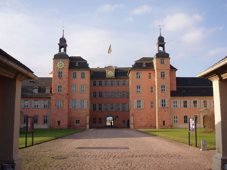 SchwetzingenSchlossEingang - Schwetzingen Palace - Wikipedia, the free encyclopedia