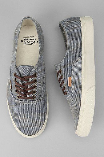 Vans California Stained Authentic Sneaker.. Look super comfy!