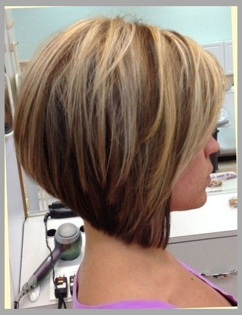 Cute Short Layered A Line Bob Cut For Girls Hairstyles Weekly ...