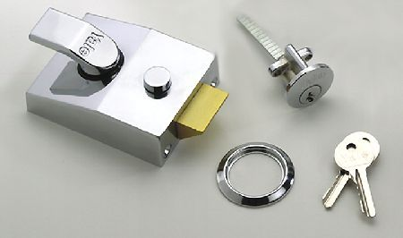 Yale Small Style Double Locking Yale Front Door Lock At Door furniture direct we sell high quality products at great value including Narrow Style Double Lock Yale Nightlatch 85 Chrome in our Nightlatches and Yale Locks range. We also offer free delivery http://www.MightGet.com/january-2017-12/yale-small-style-double-locking-yale-front-door-lock.asp