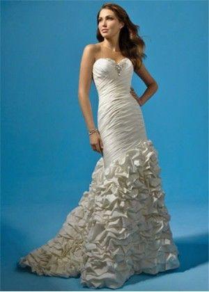 778 best Sundaysbridal images on Pinterest   Short wedding gowns ...