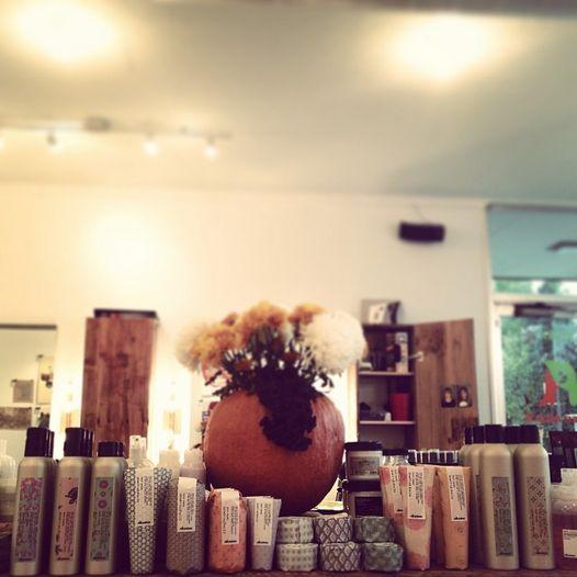 #MoreInside at Foiled Again Salon. via #instagram.