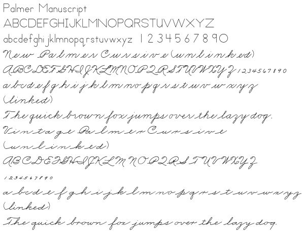 Best CalligraphyPenmanship Images On   Family Tree