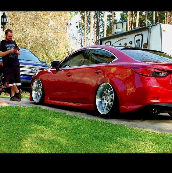 Нам в кайф хвалиться машинами своих клиентов! . Jamie Bates! Your car and photo what you made is wonderful job. @wubby29 . MAZDA 6 Body Kit ......Do you like it? You can buy it!..... #MVTUNING #Mazda6 #アテンザ #atenza #tuningmazda #мазда #мазда6 #Mazda #drive2 #тюнингмазда #mazdaclub #mazdacollective #fitment #atenza #mazda62015 #mymazda #mazdafitment #mazdamovement #mazdaonstyle #mazdaworld #mazdausa #mazda6club #vossen #vossenwheels by mv_tuning
