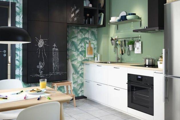 Cuisine Veddinge Et Uddevalla Meuble Cuisine Cuisine Ikea Decoration Maison