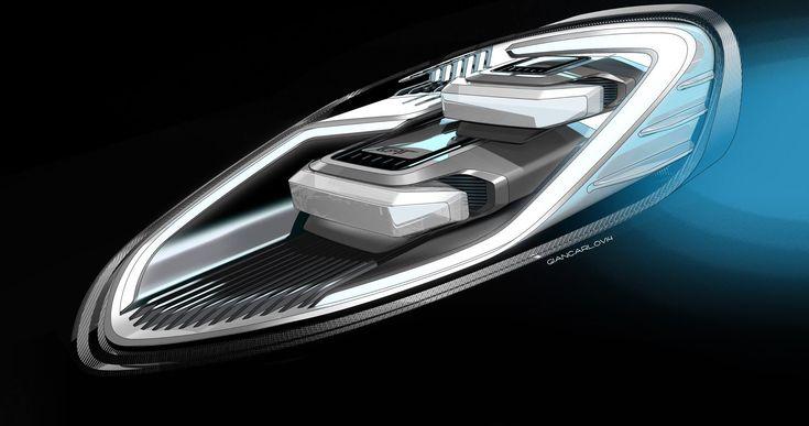 gt 40 concept light