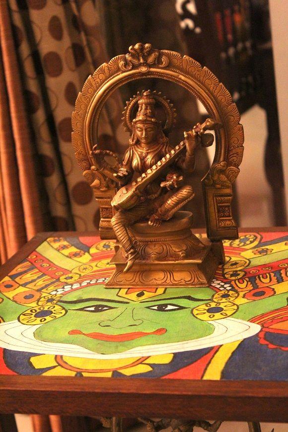 Saraswathi+statue.jpg (580×870)