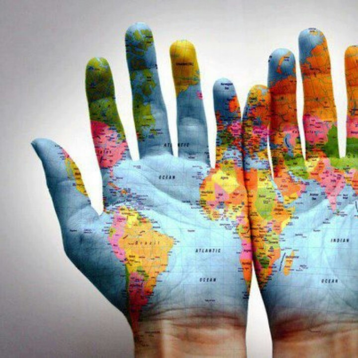 The World: Filip Barto, Globes, Hands, World Maps, Places, Photo, Palms, The World, World