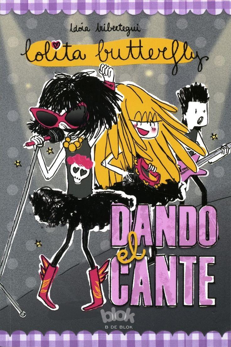 Pues ya somos dos, a ver cómo le dices que no, si te pone la carita del gato de SHREK. Así empieza una nueva aventura de las mías, con una pinta Malísima. Pero como me suele pasar, a veces las apariencias engañan, léelo y verás… Idoia Iribertegui Dibujante de cómics e ilustradora española. Entre 1988 y 1990 ganó varios premios de cartelismo. Trabaja compaginando, tanto la ilustración dedicada al diseño, como la artística, campo en el que ha destacado con personajes como Lolita Butterfly.