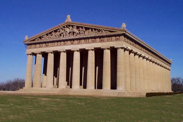 Discover Nashville's Best Museums: The Parthenon