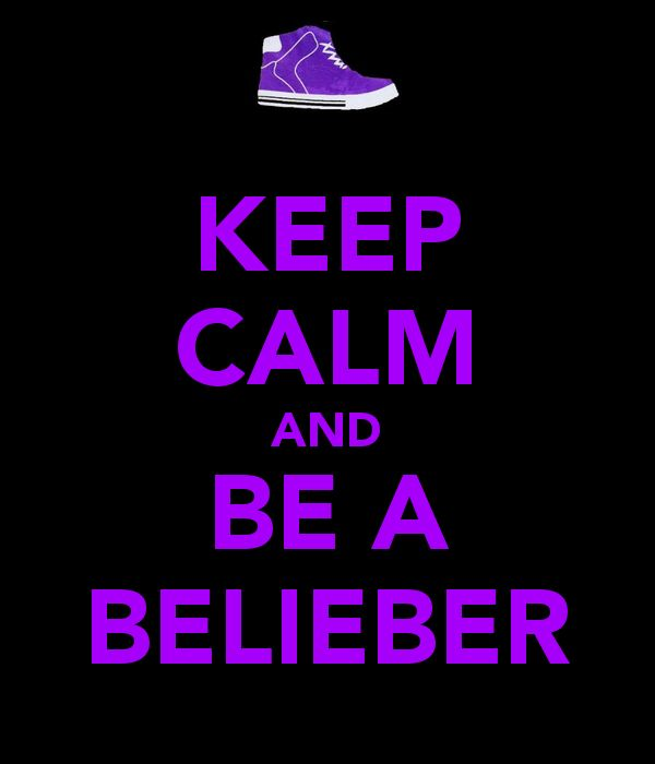 keep calm and love justin bieber | Justin Bieber