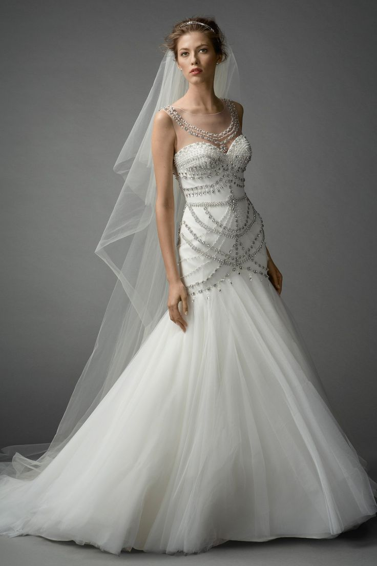Watters Brides Isa Gown
