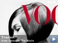 Vidal Sassoon: The Movie... this film is an amazing story of inspiration.  I remember how great the shampoo smelled.
