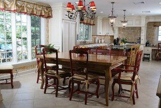 Table and island lighting