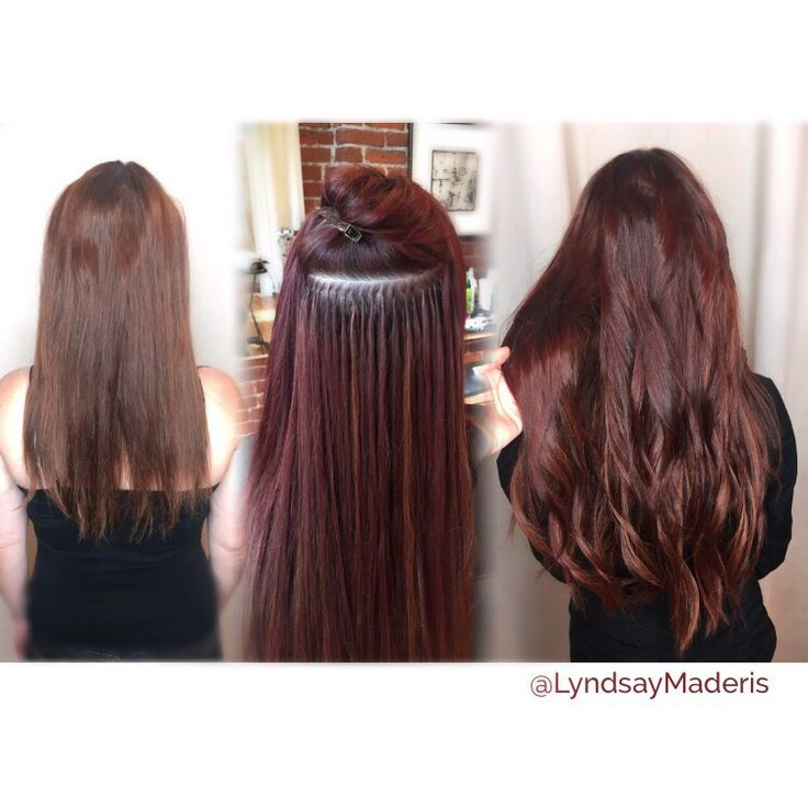 Hair Transformation With Great Lengths Extensions Hair Ideas