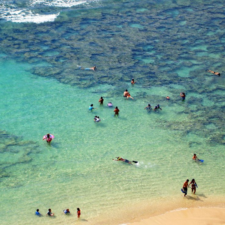 Hanauma Bay, Honolulu, Hawaii - The 25 best beaches in America