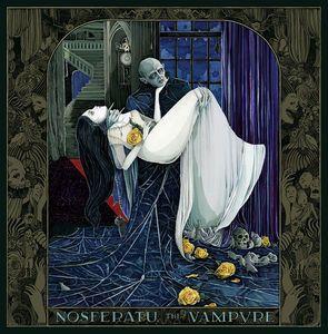 Popol Vuh - Nosferatu the Vampyre Original Soundtrack Colored 180g Vinyl 2LP